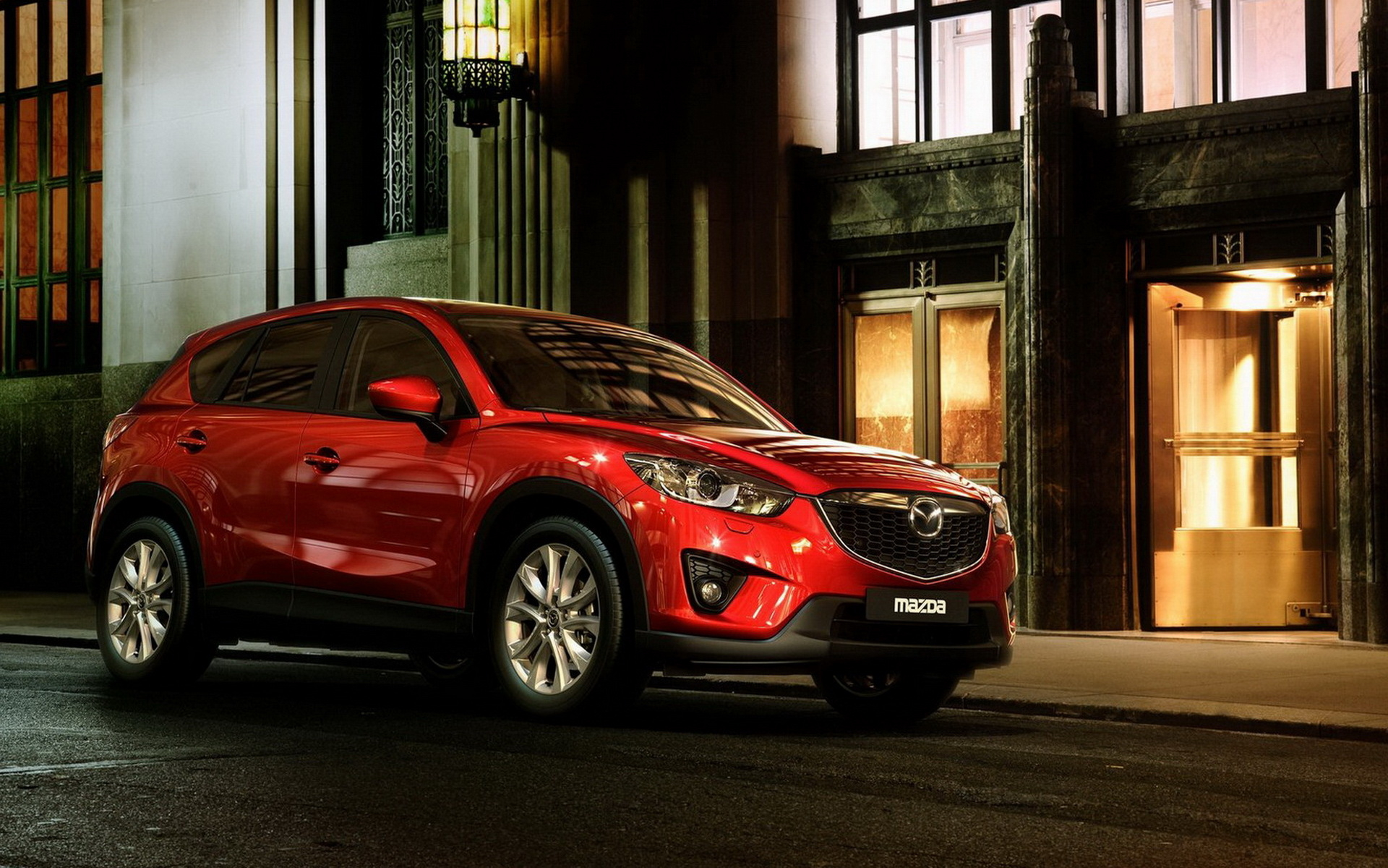 mazda cx 5 hq wallpapers full hd pictures. Black Bedroom Furniture Sets. Home Design Ideas