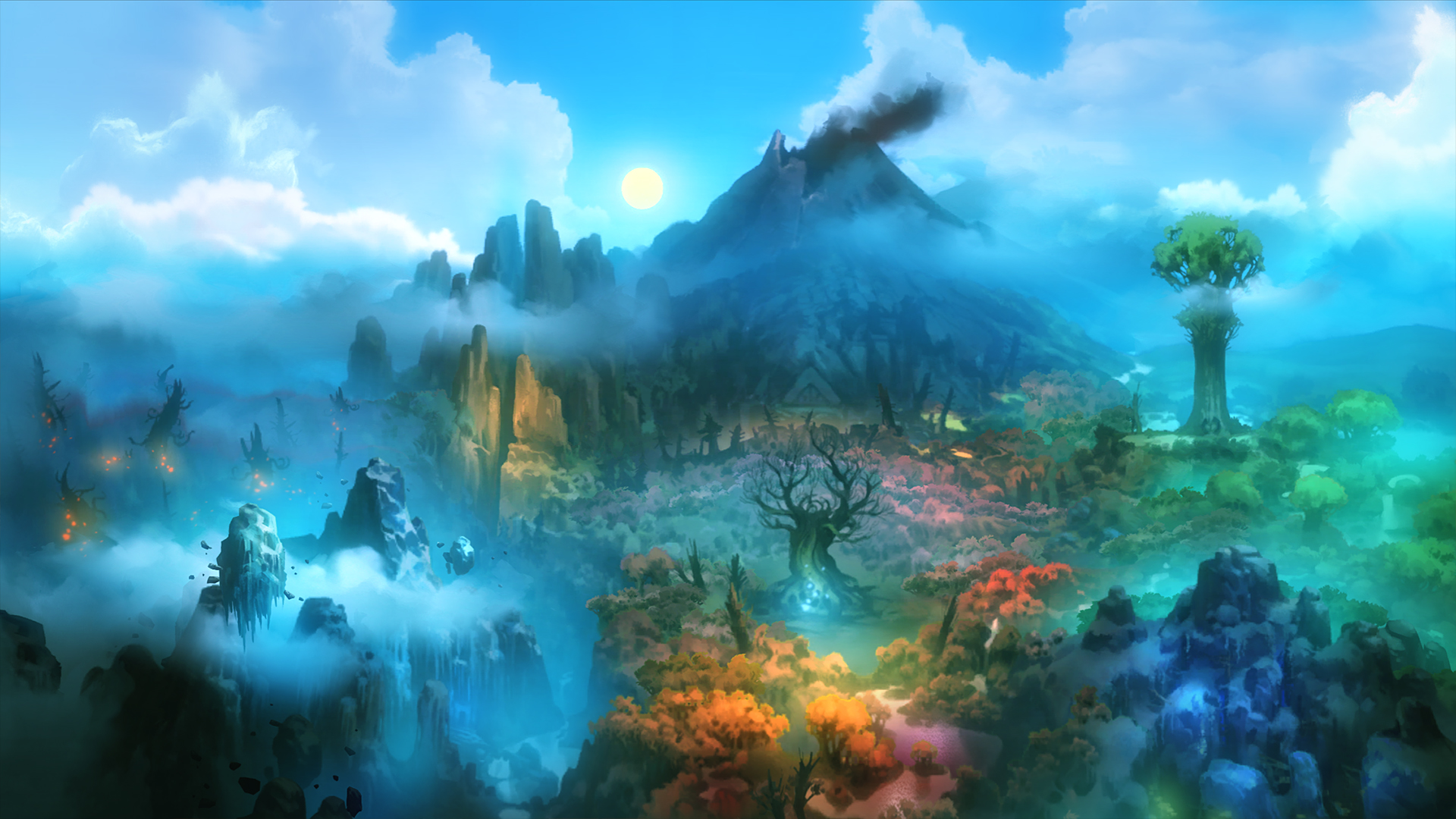 Wonderful Ori And The Blind Forest Wallpaper