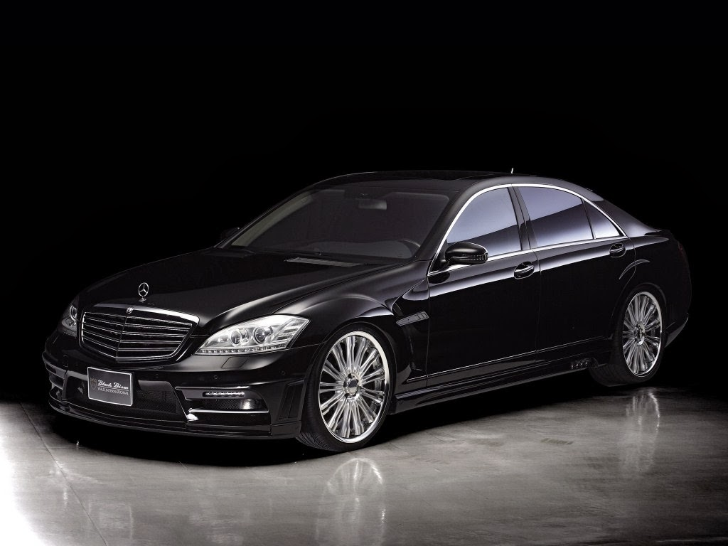 Gorgeous Mercedes-Benz S-Class Wallpaper | Full HD Pictures
