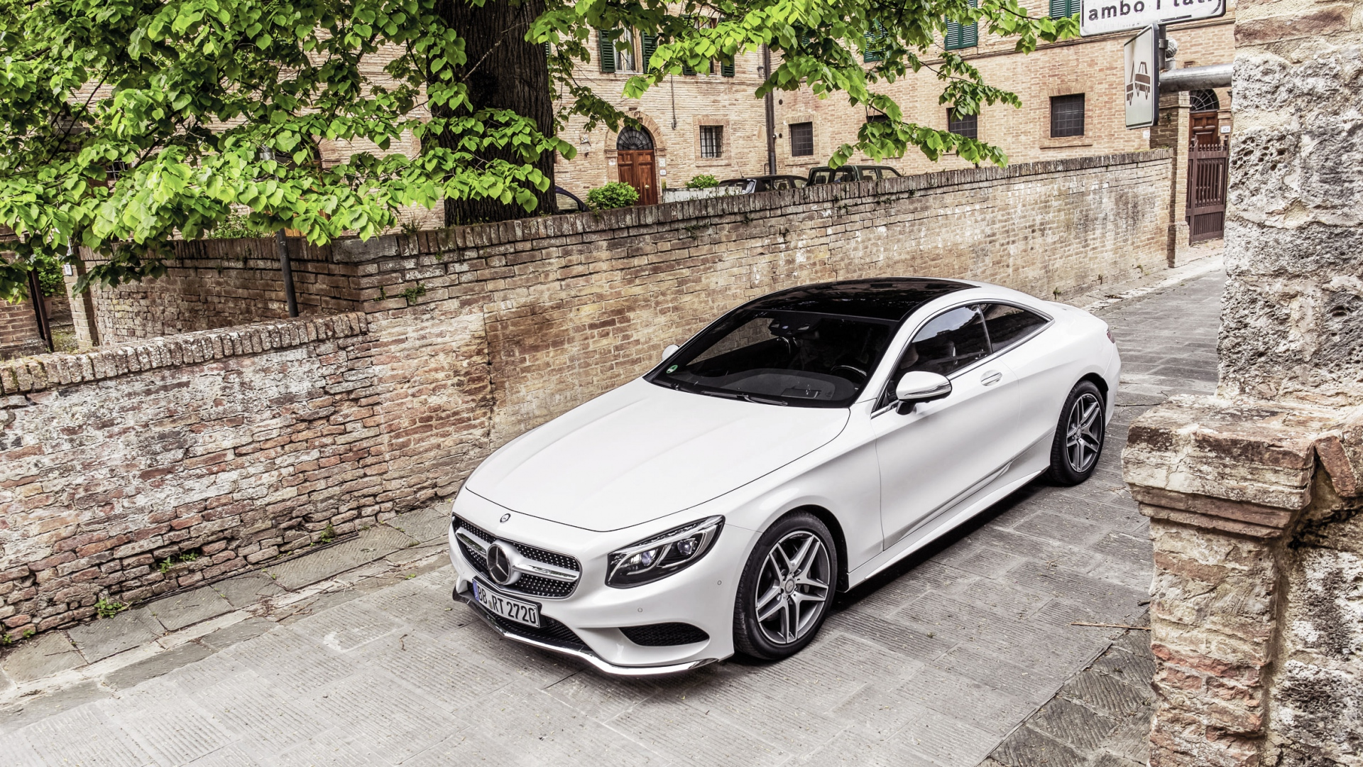 HD Mercedes-Benz S-Class Wallpapers   Full HD Pictures