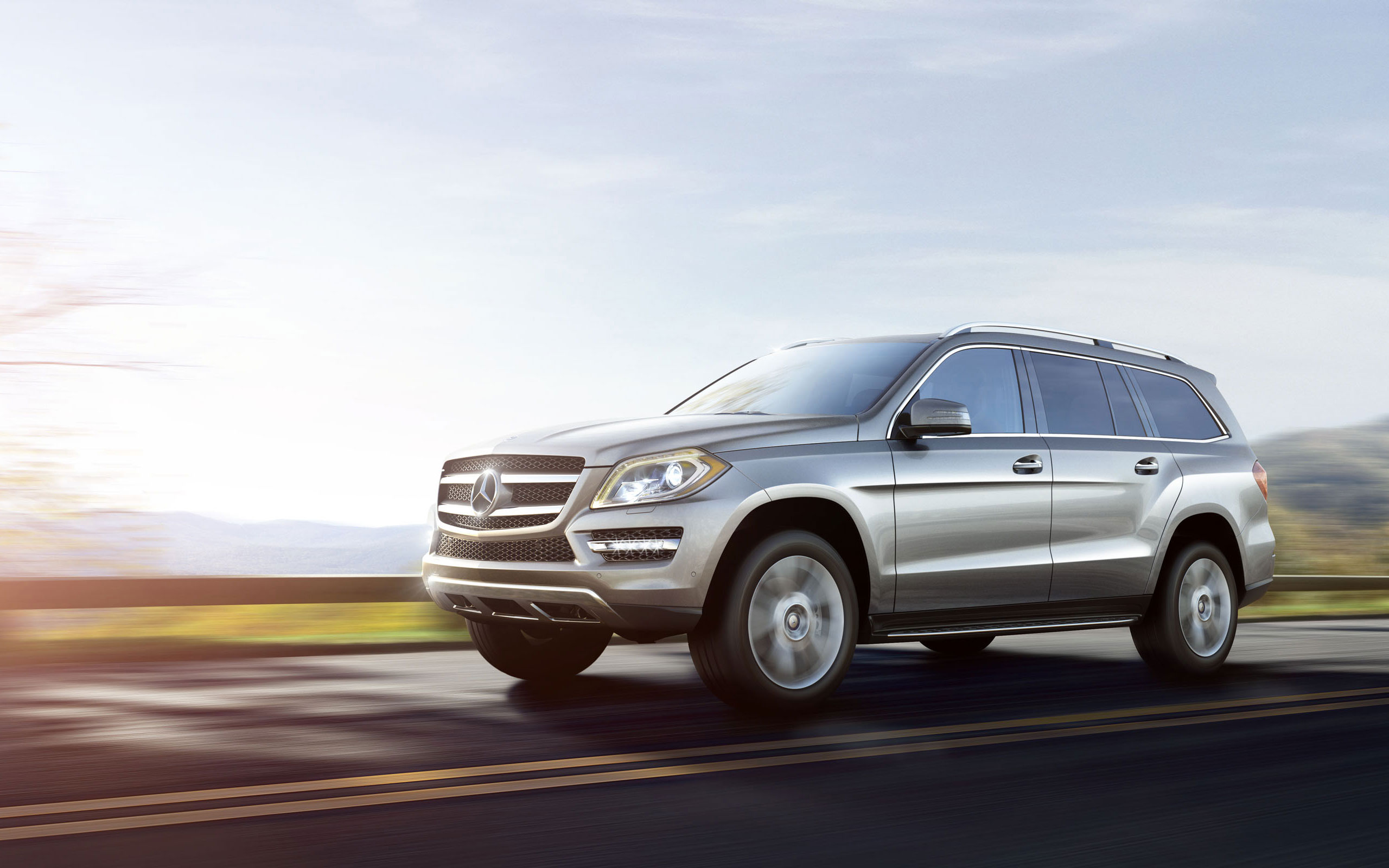 Mercedes benz gl class hq wallpapers full hd pictures for Gl class mercedes benz