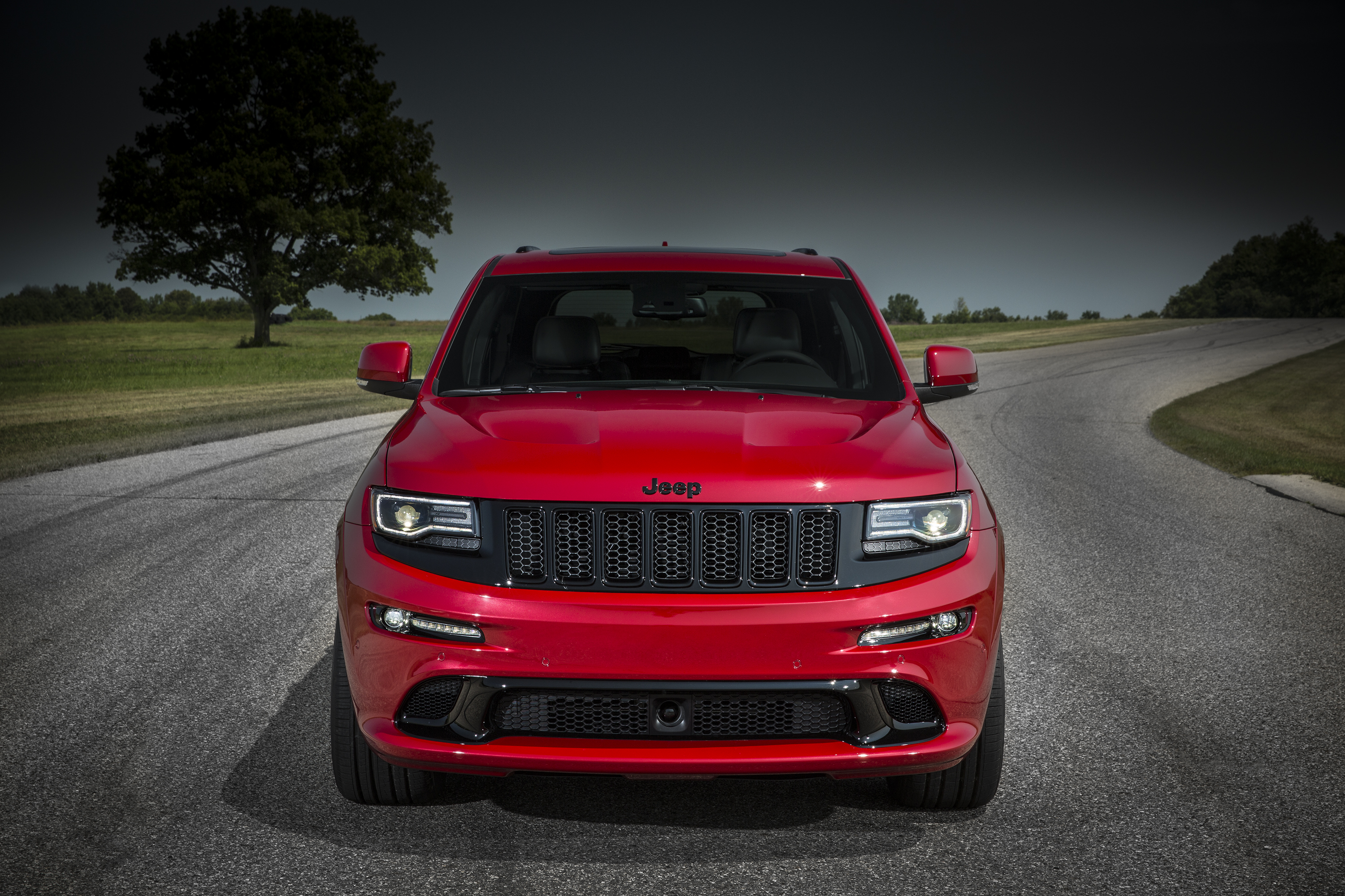 New Jeep Grand Cherokee Srt Wallpaper Full Hd Pictures