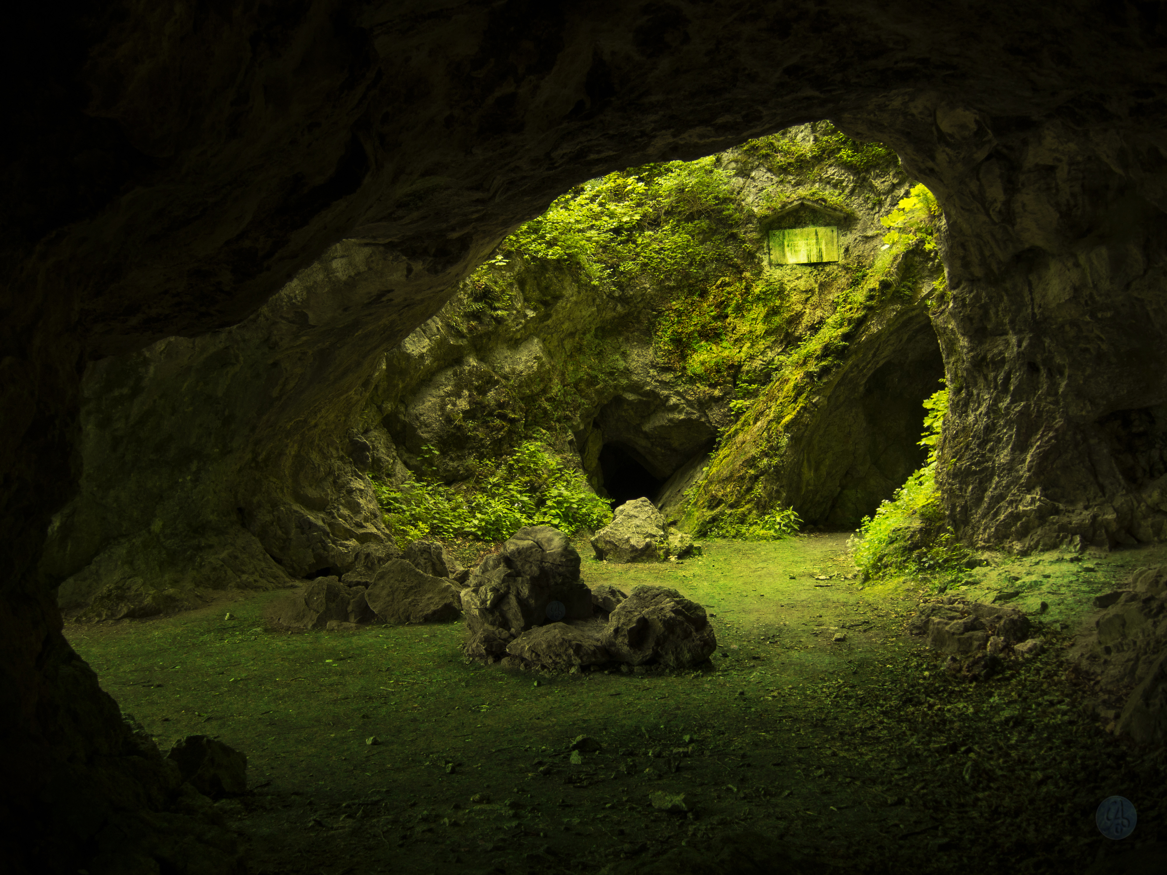 Cave HD Wallpaper | Full HD Pictures