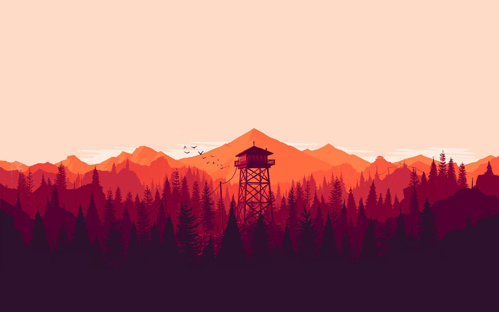 Firewatch Wallpaper   Full HD Pictures