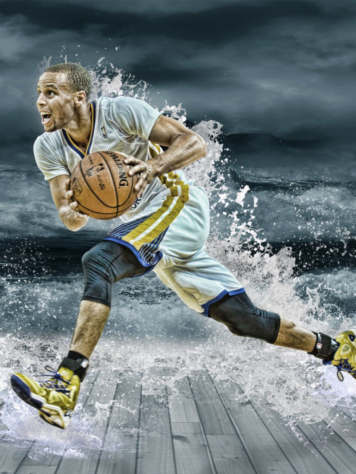 Iphone Stephen Curry Wallpaper | Full HD Pictures