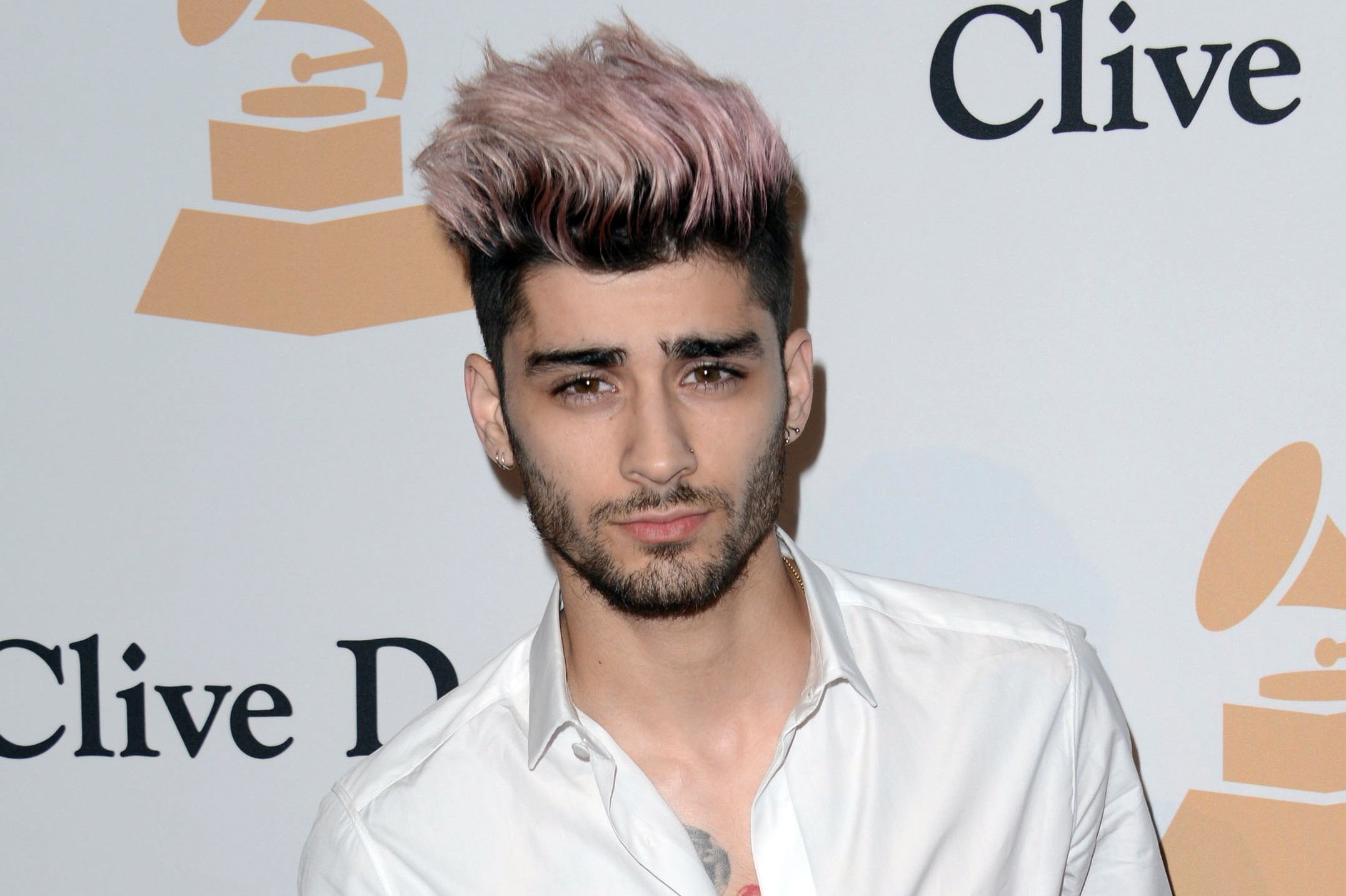 Zayn Malik Hairstyle Full Hd Pictures