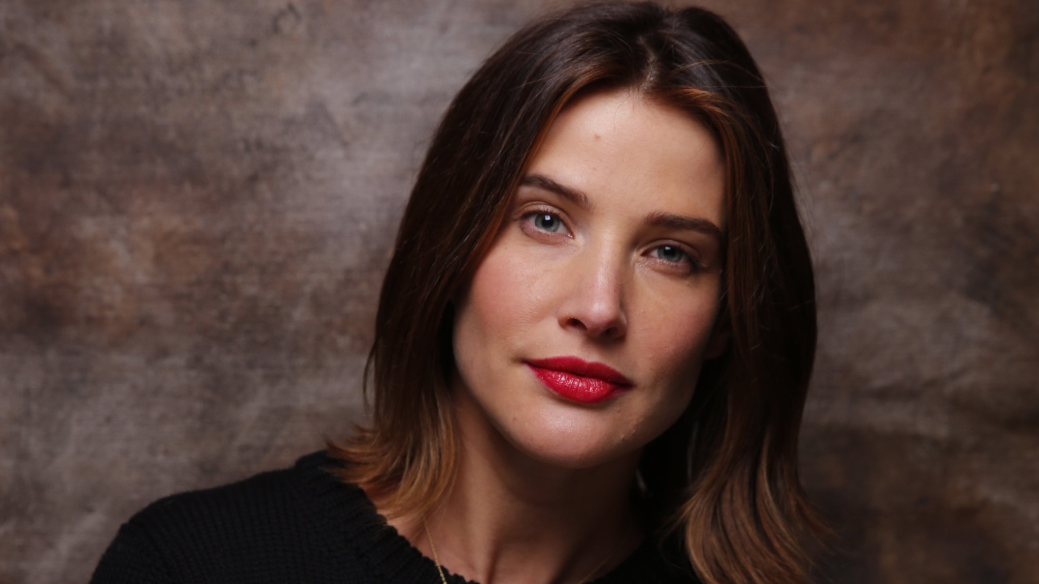 cobie smulders wallpapers full hd pictures