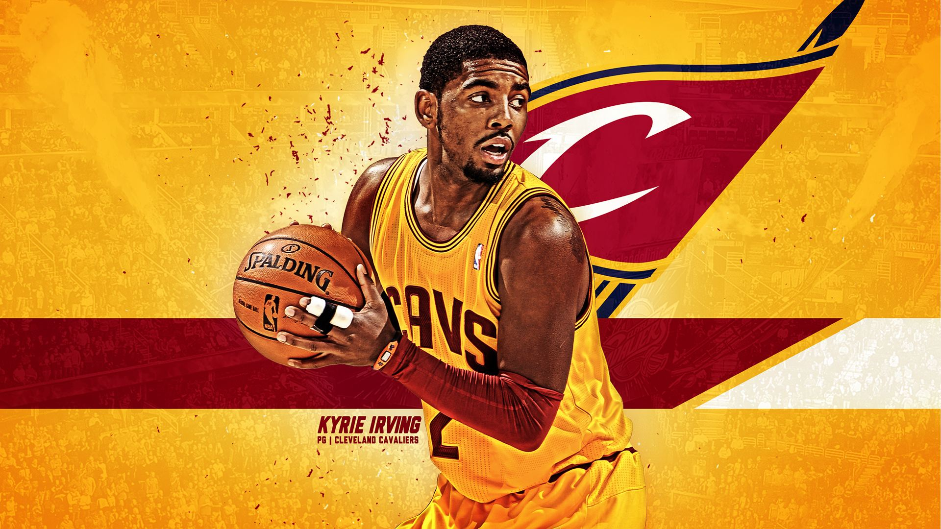 Gorgeous Kyrie Irving Wallpaper   Full HD Pictures