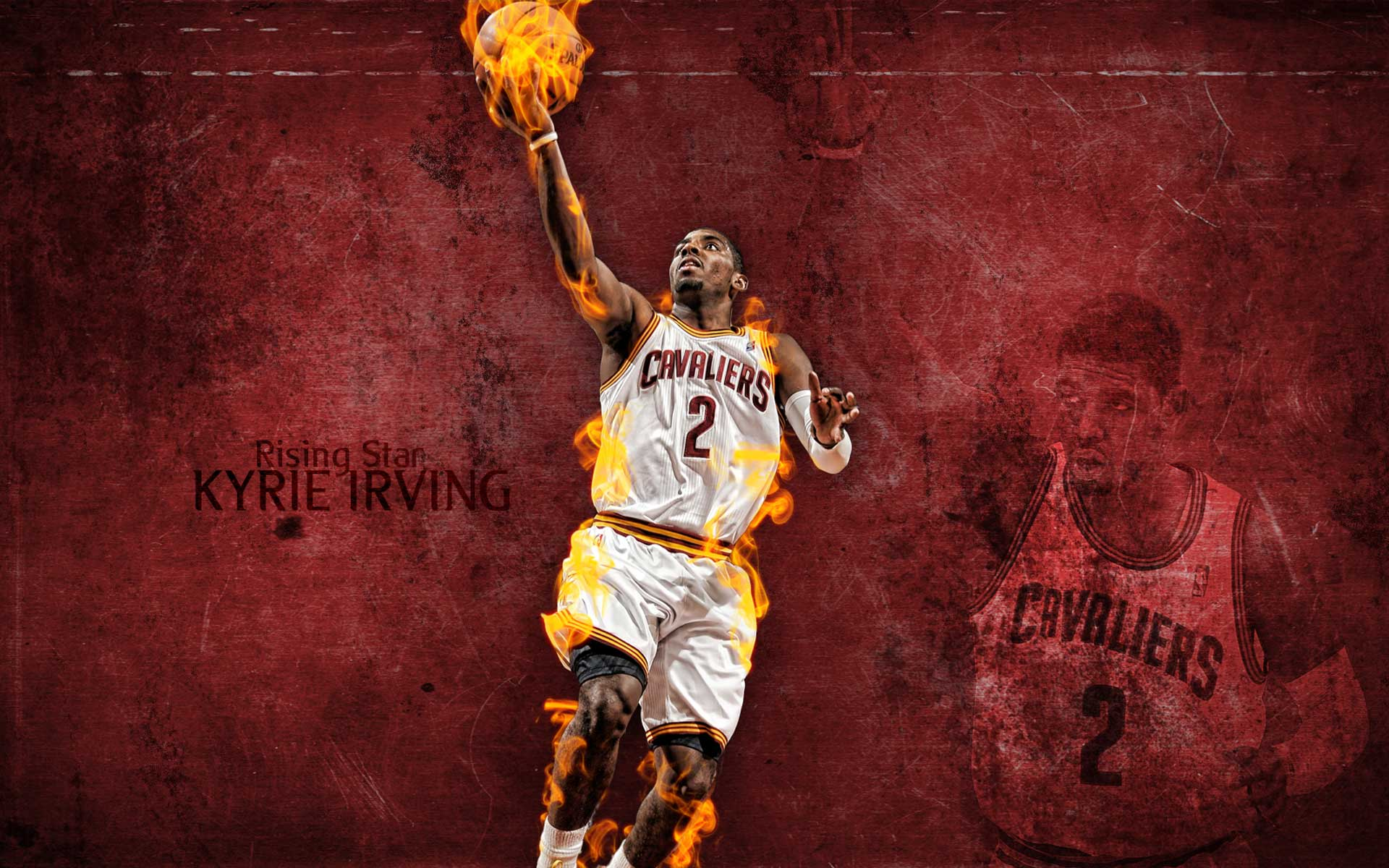 Kyrie Irving Wallpaper Wallpapers
