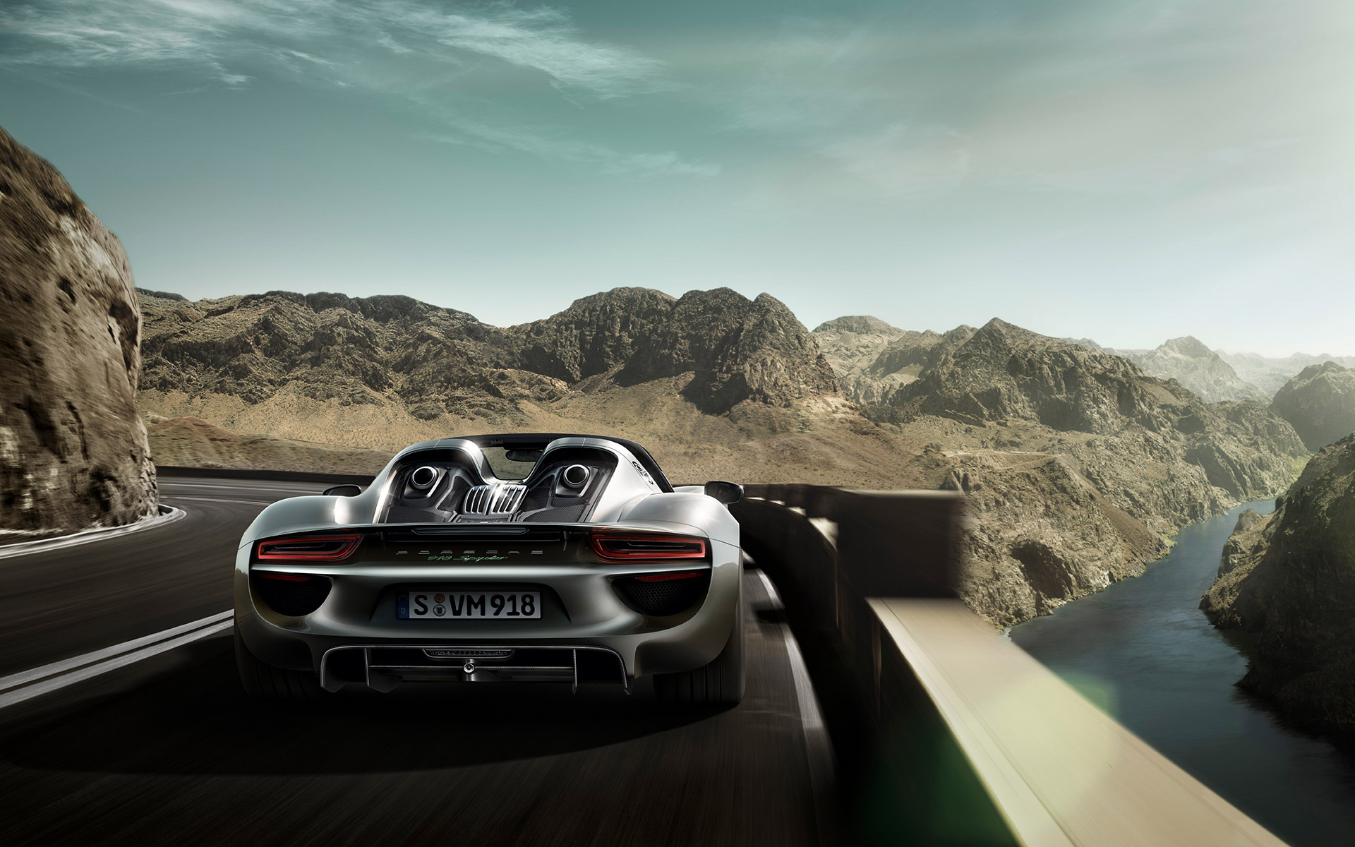 new porsche 918 spyder wallpaper full hd pictures. Black Bedroom Furniture Sets. Home Design Ideas