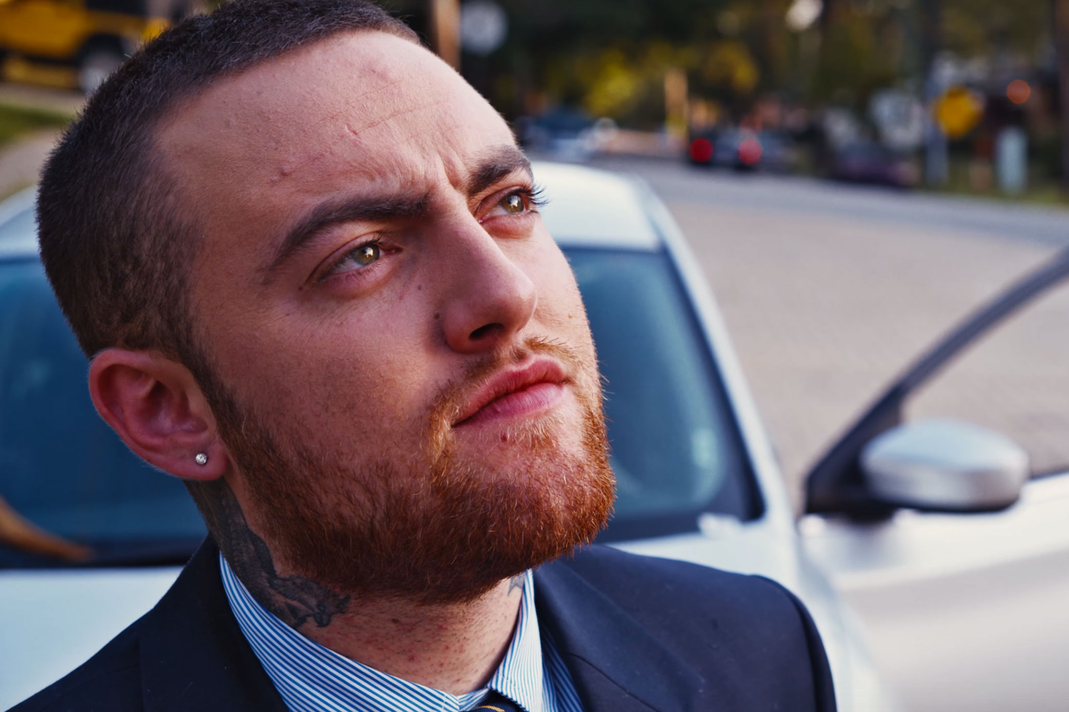 Mac Miller born Malcolm McCormick and also known as Larry Fisherman is a rapper and producer from Pittsburgh Pennsylvania While going by various