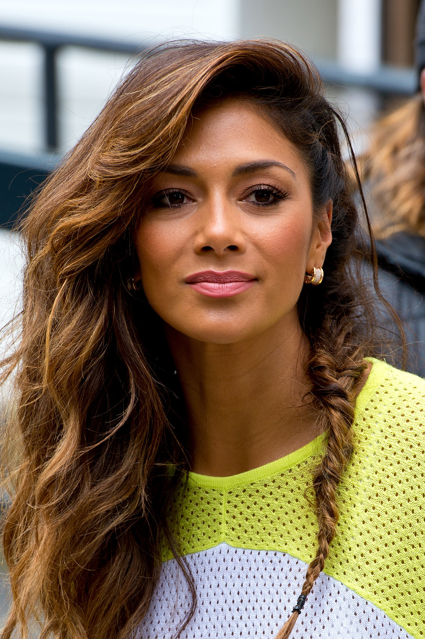 Custom All Stars >> Nicole Scherzinger Hairstyle | Full HD Pictures