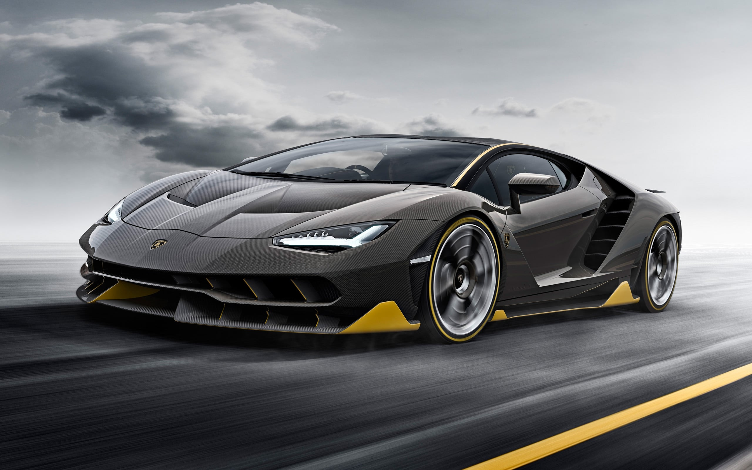 Lamborghini Centenario Lp770 4 Wallpapers Full Hd Pictures