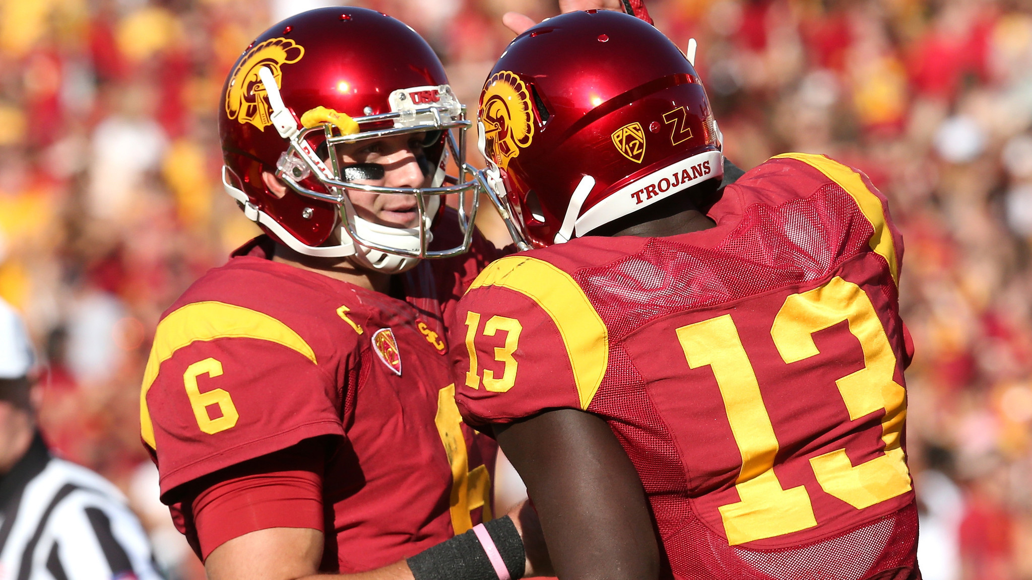 The 2007 USC Trojans football team variously Trojans or USC represented the University of Southern California during the 2007 NCAA Division I FBS football