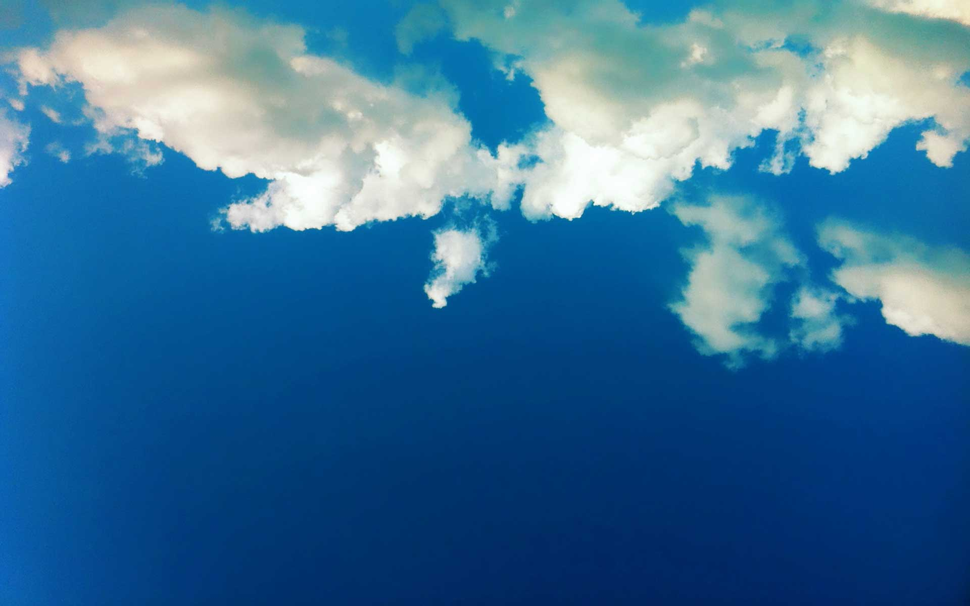 Amazing Blue Sky Wallpaper   Full HD Pictures - photo#14