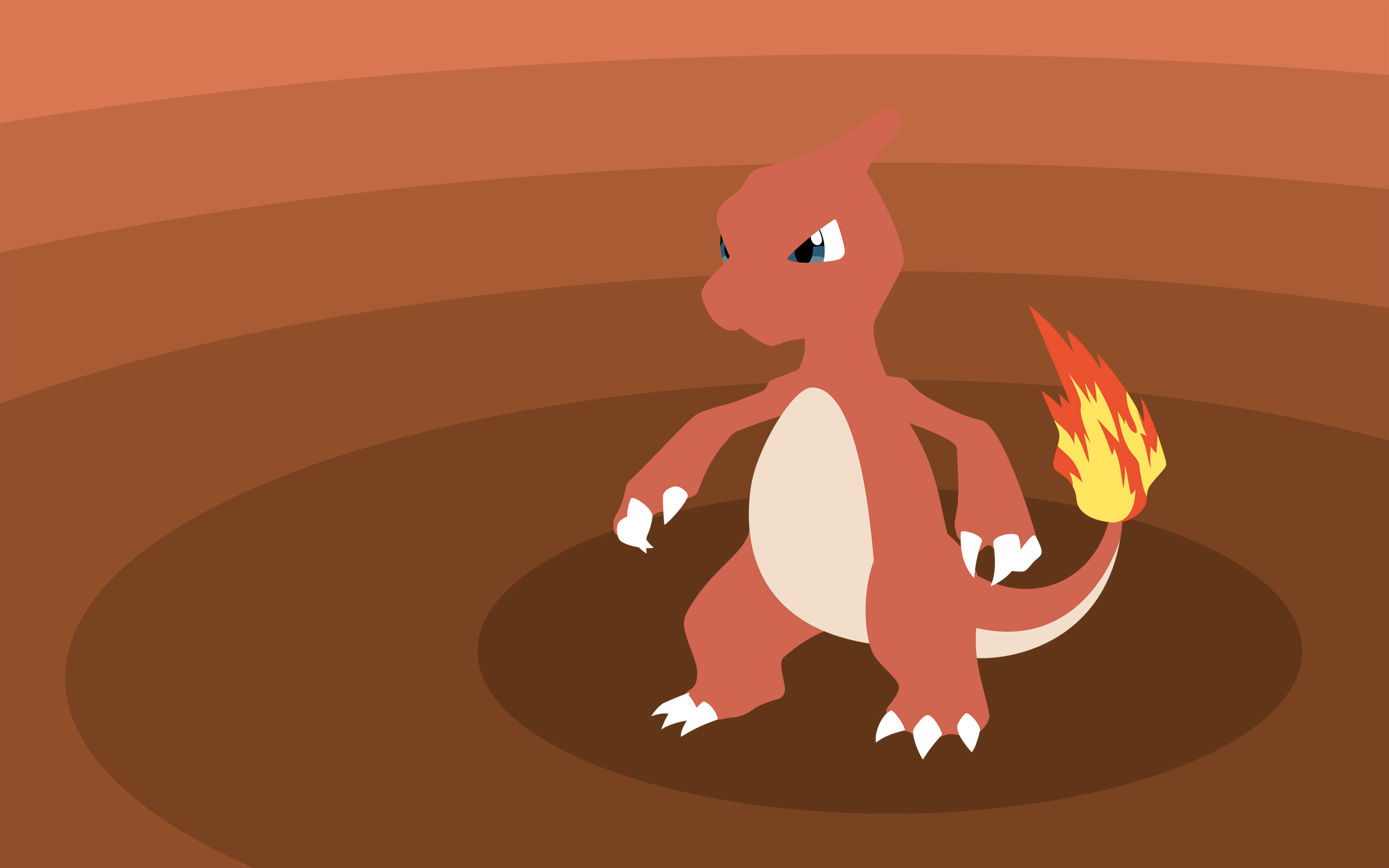 Pokemon GO Charmeleon HQ Wallpapers | Full HD Pictures