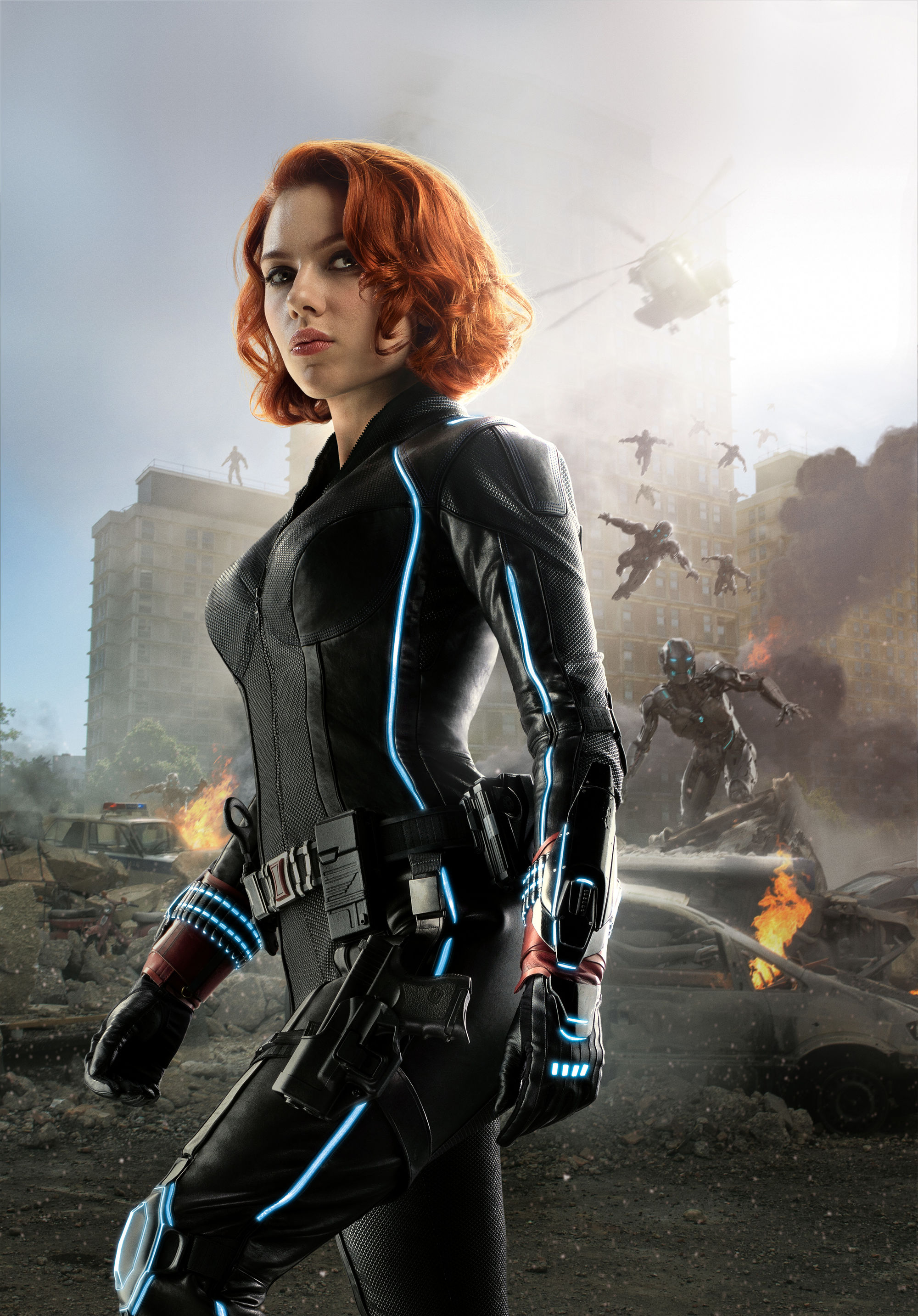 Mobile Black Widow Wallpaper | Full HD Pictures