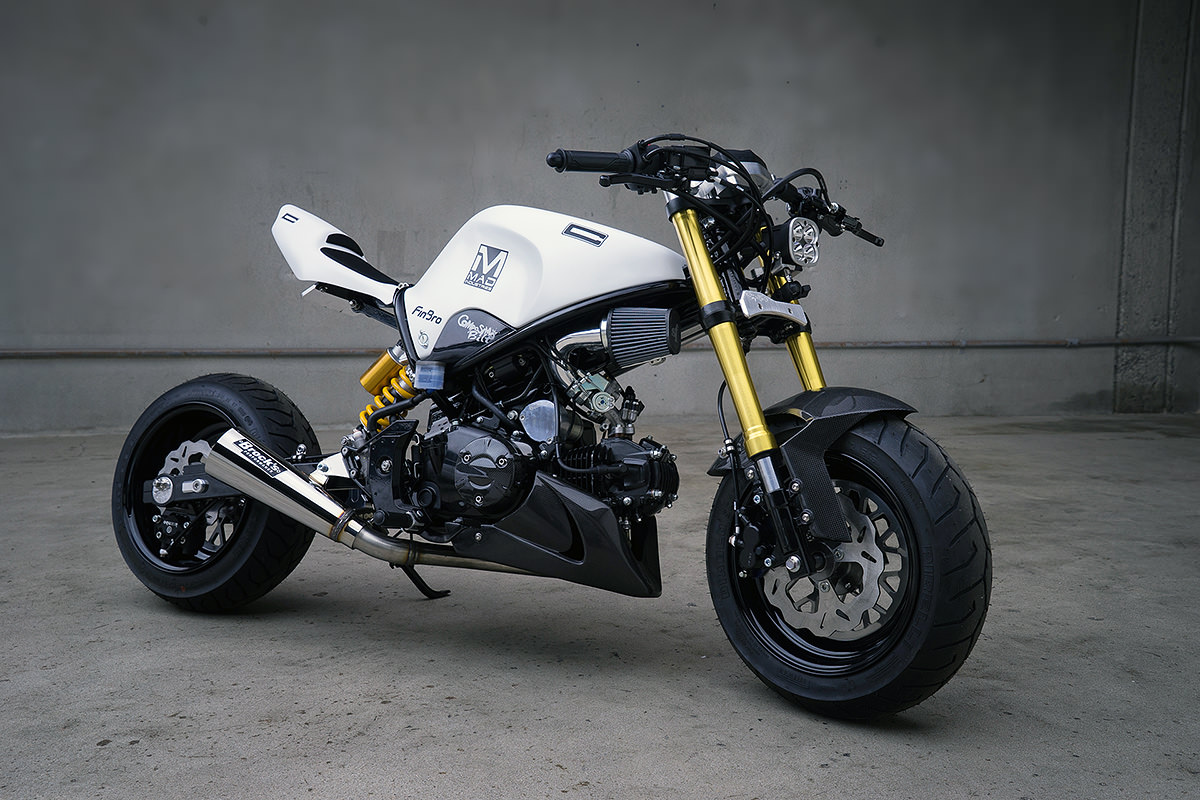 Honda Grom Wallpapers Hd Full Hd Pictures