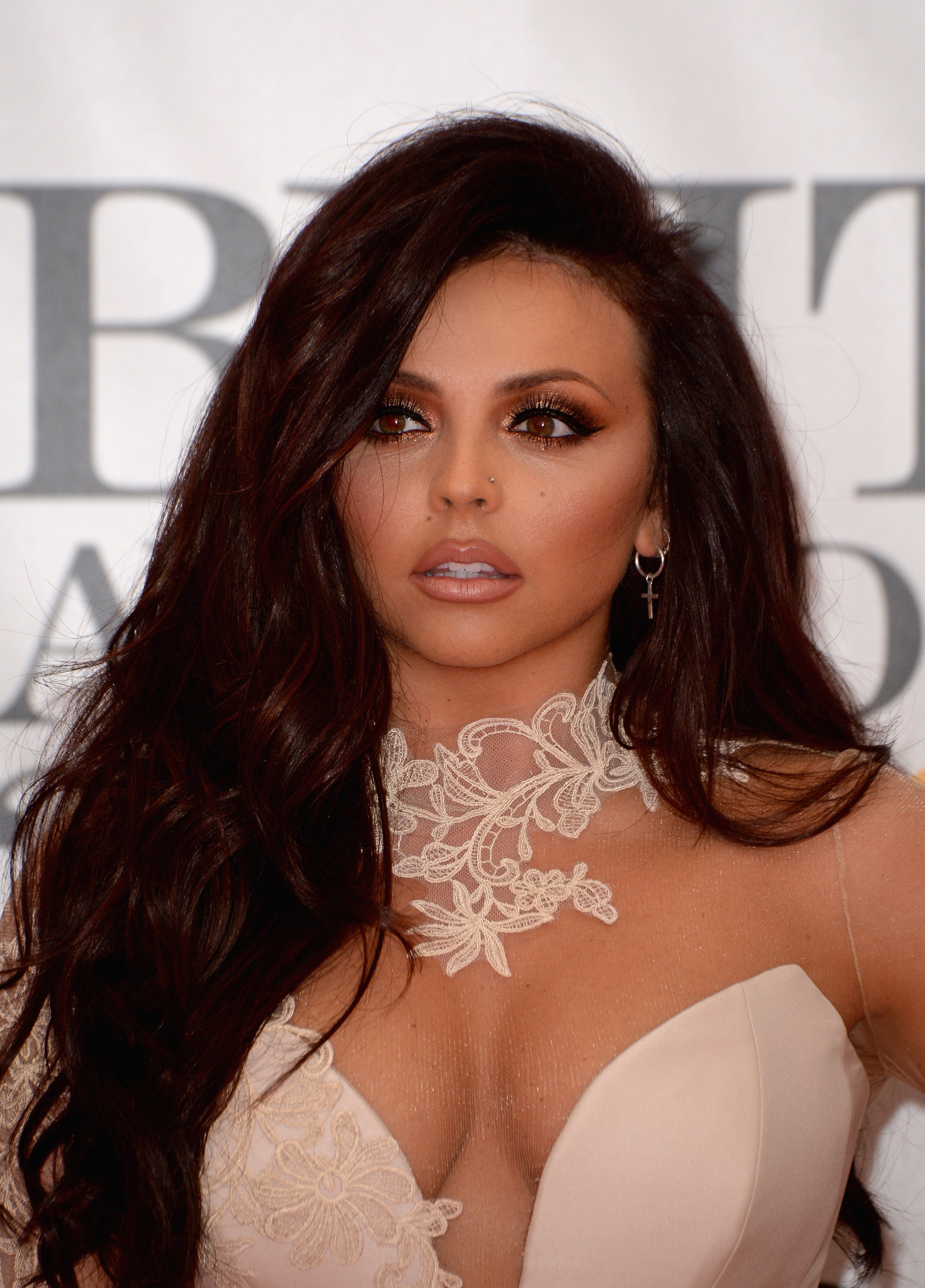 Jesy Nelson Hairstyle Full HD Pictures