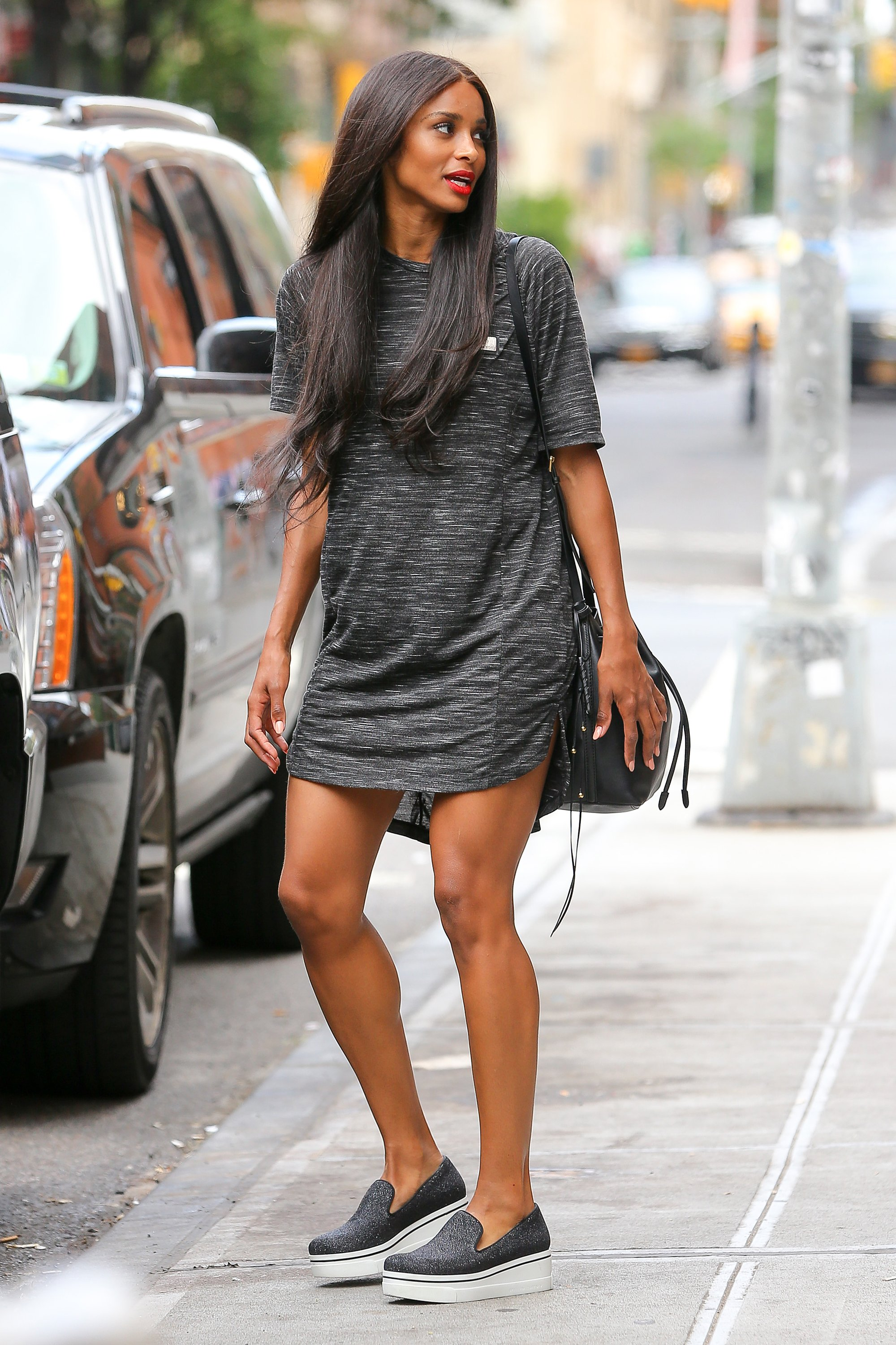 Ciara Street Style Full Hd Pictures