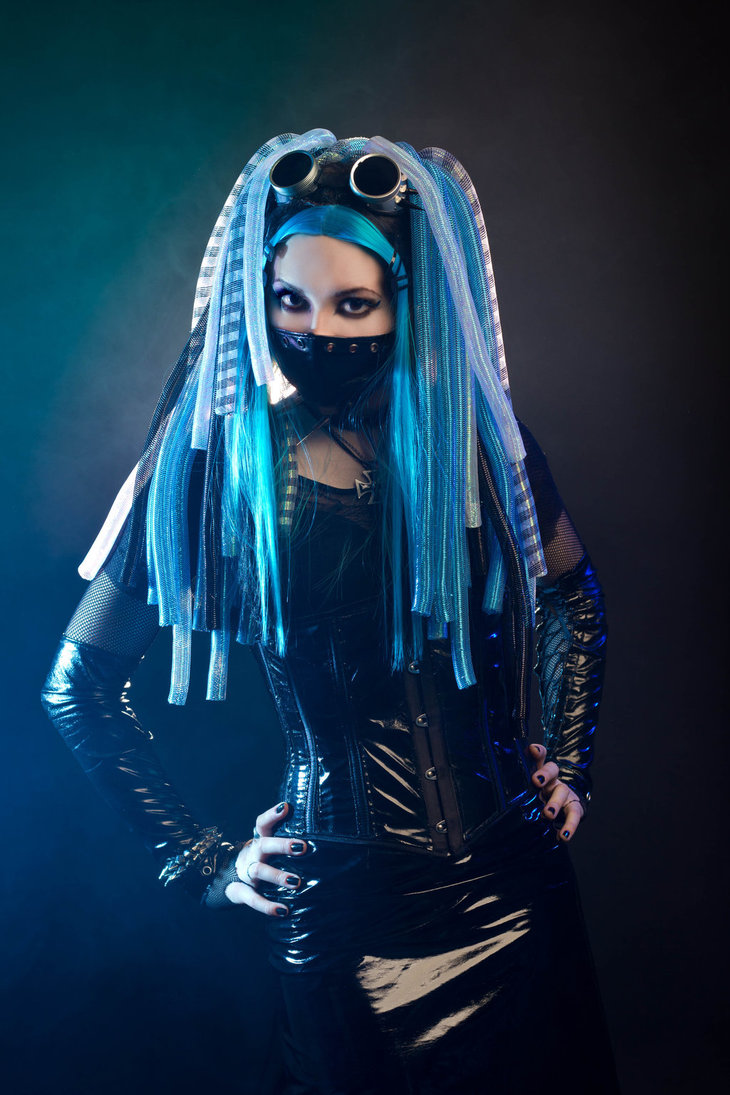 Cyber Goth Picture