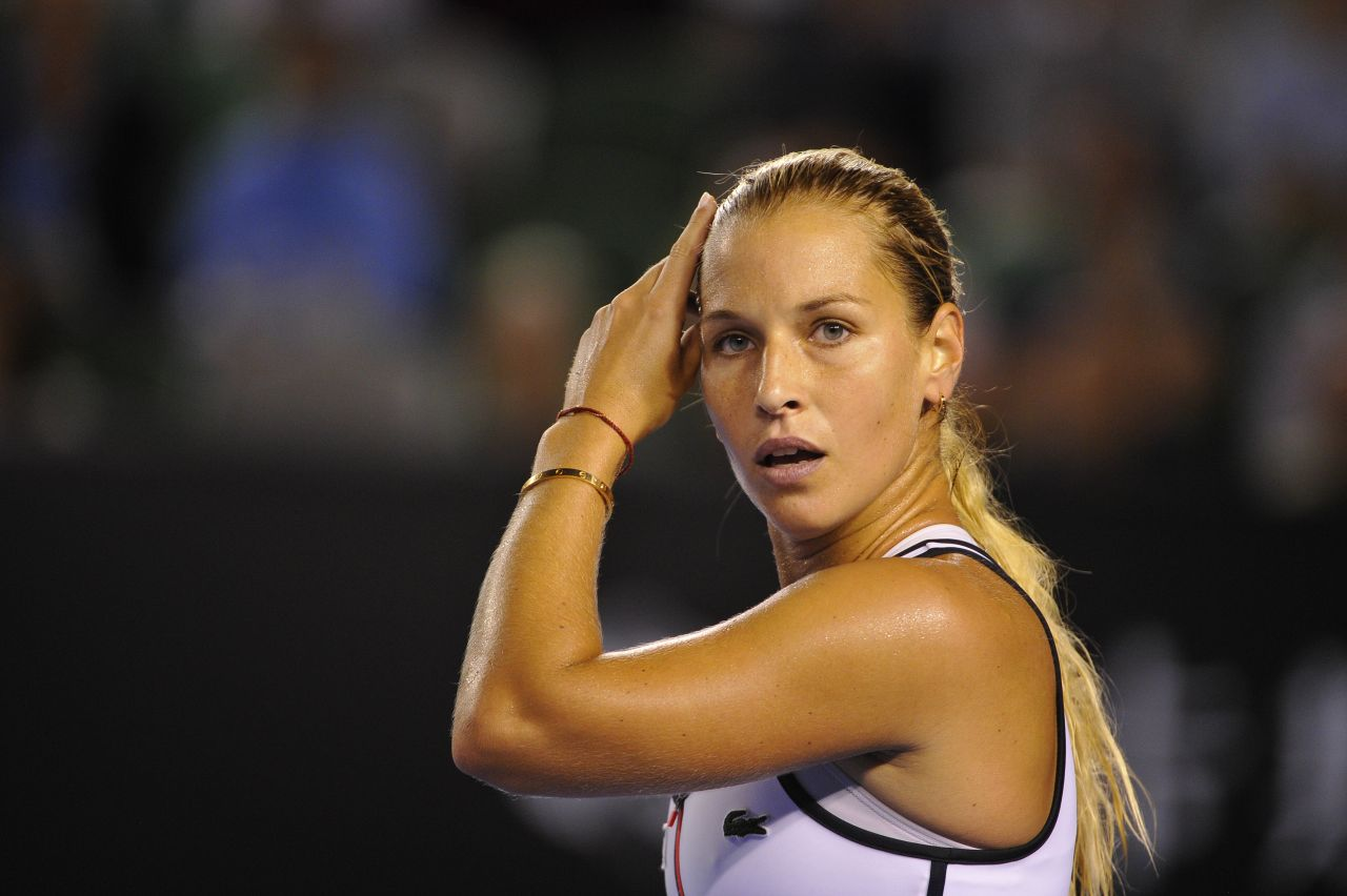 Dominika Cibulkova Wallpapers Full Hd Pictures