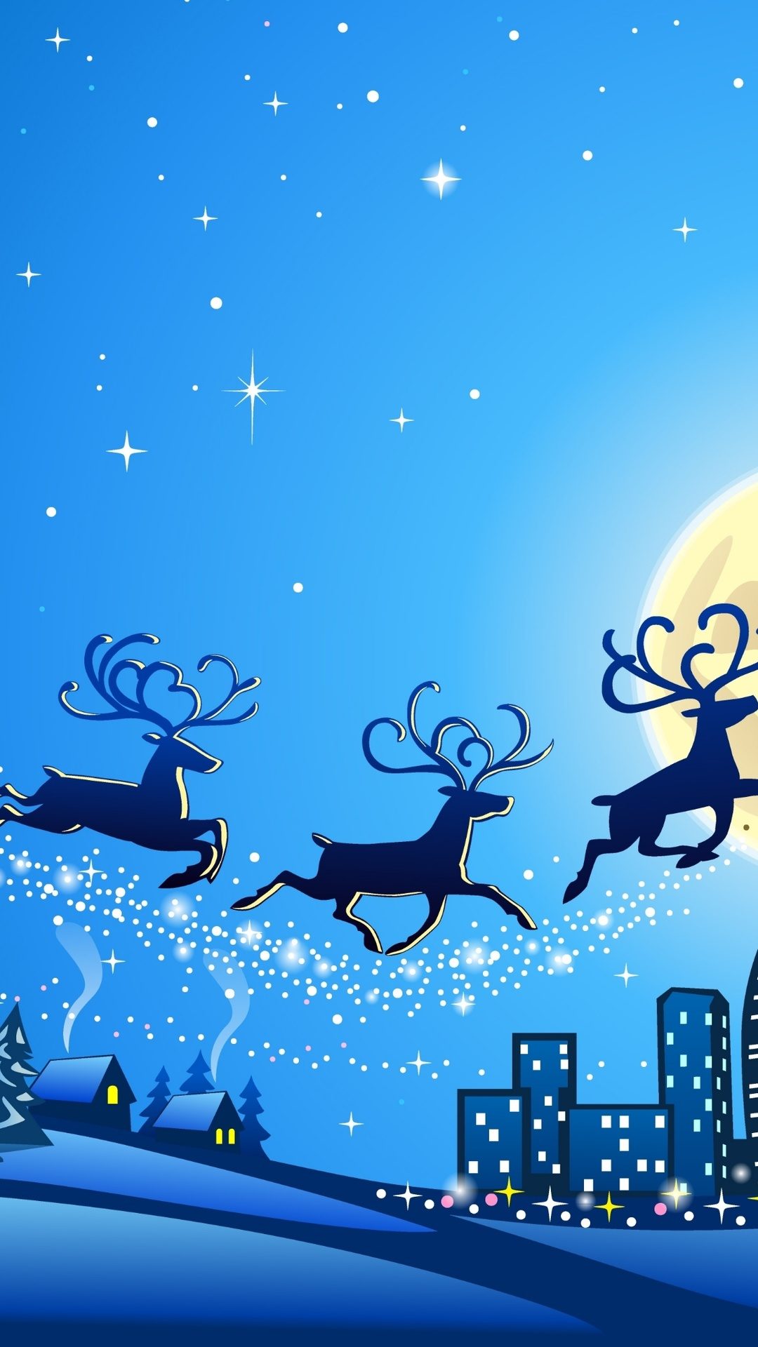 Christmas Hd Wallpaper Iphone.Happy Christmas Iphone Wallpaper