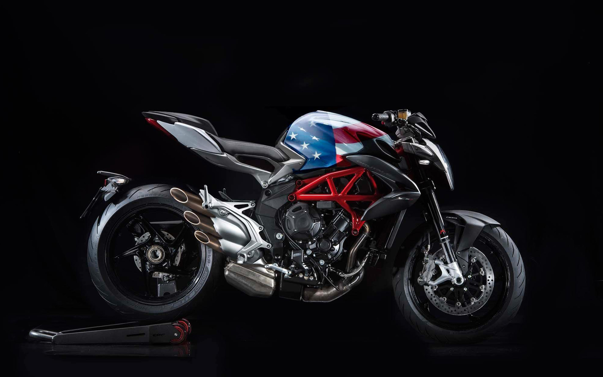 MV Agusta Brutale 800 Wallpapers HD