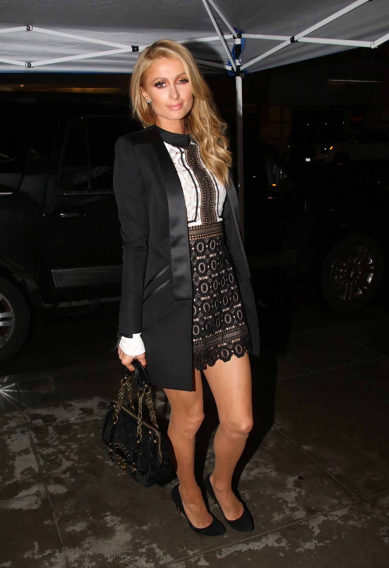 Paris Hilton Clothing Style