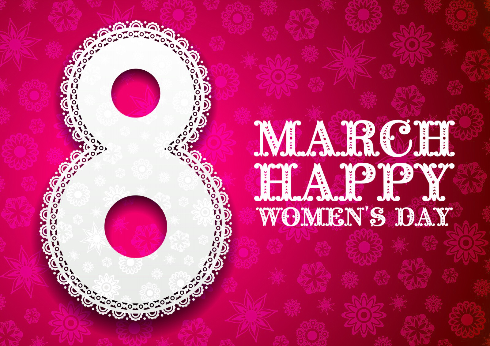 womens day There may come a day when women don't have to be celebrated — when every day is women's day.