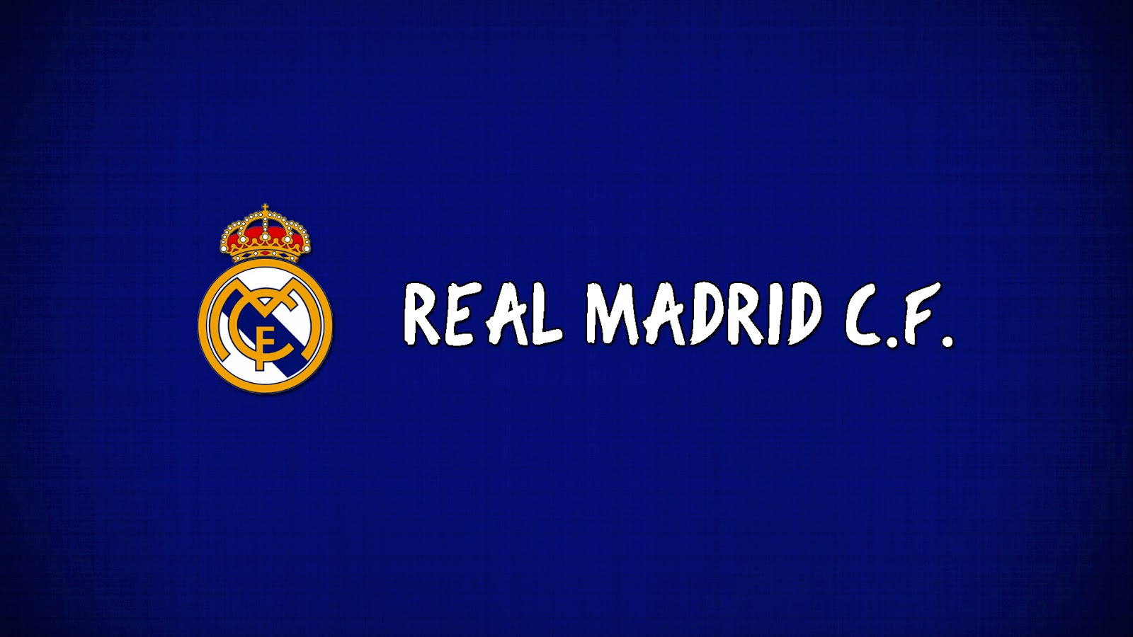 Real Madrid C.F. Logo Wallpapers