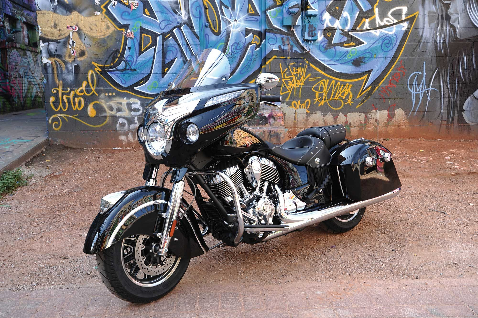 Indian Chieftain Wallpaper HD