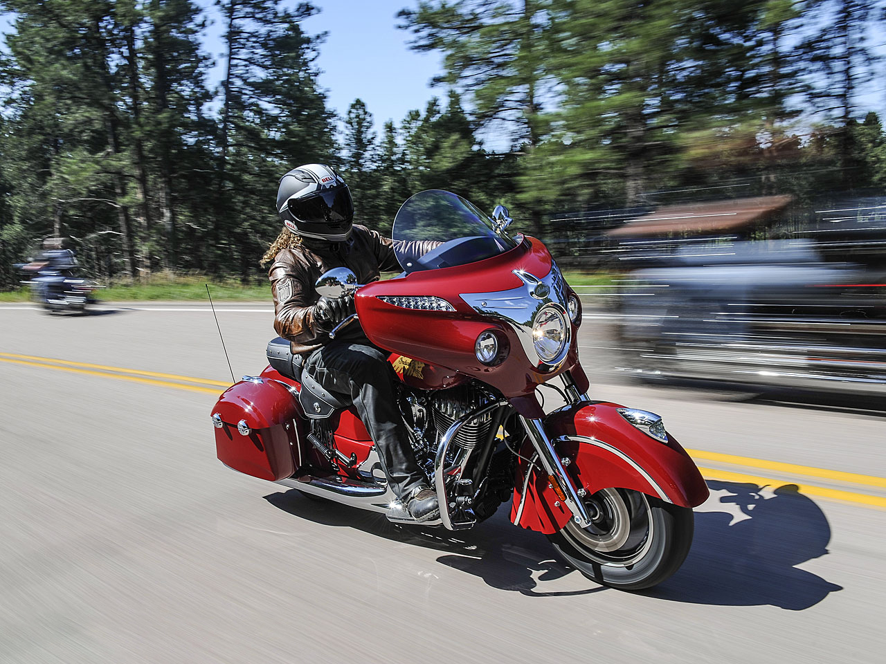 Indian Chieftain Wallpapers