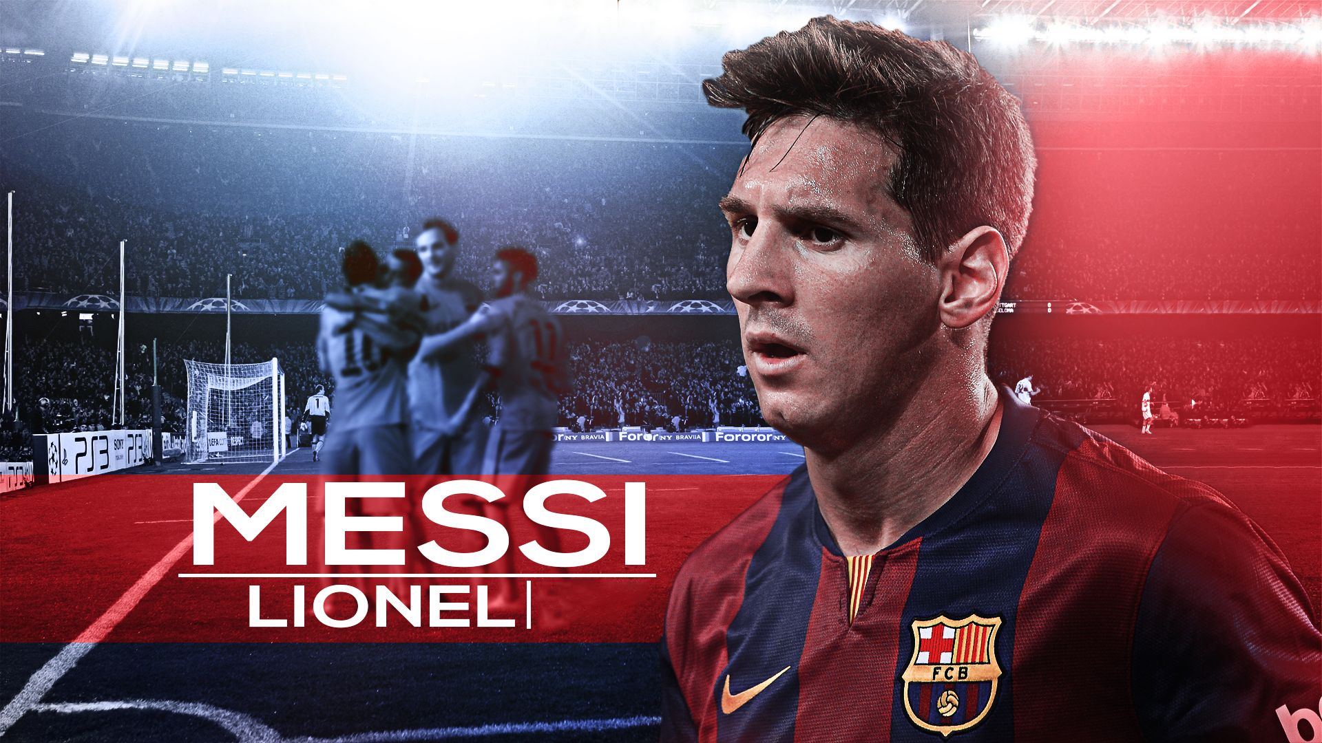 Lionel Messi Wallpapers 4K Ultra HD