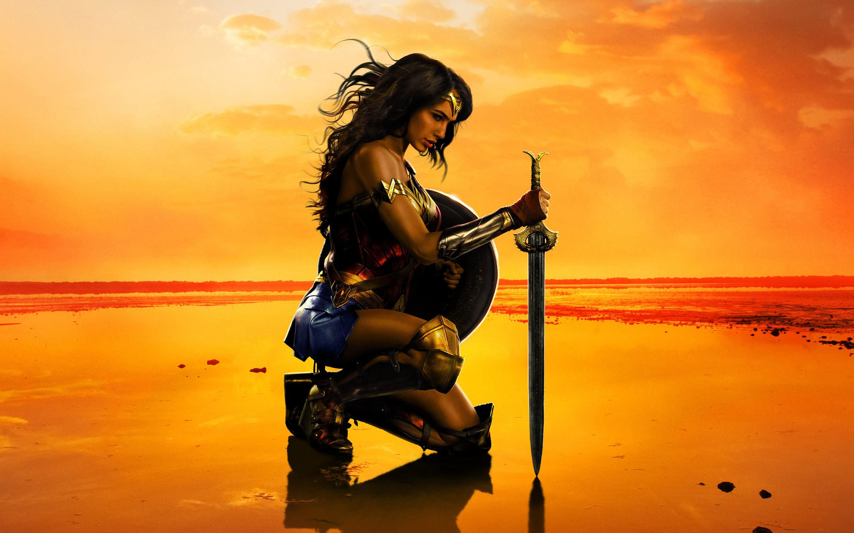 Warrior Woman Wallpapers HD