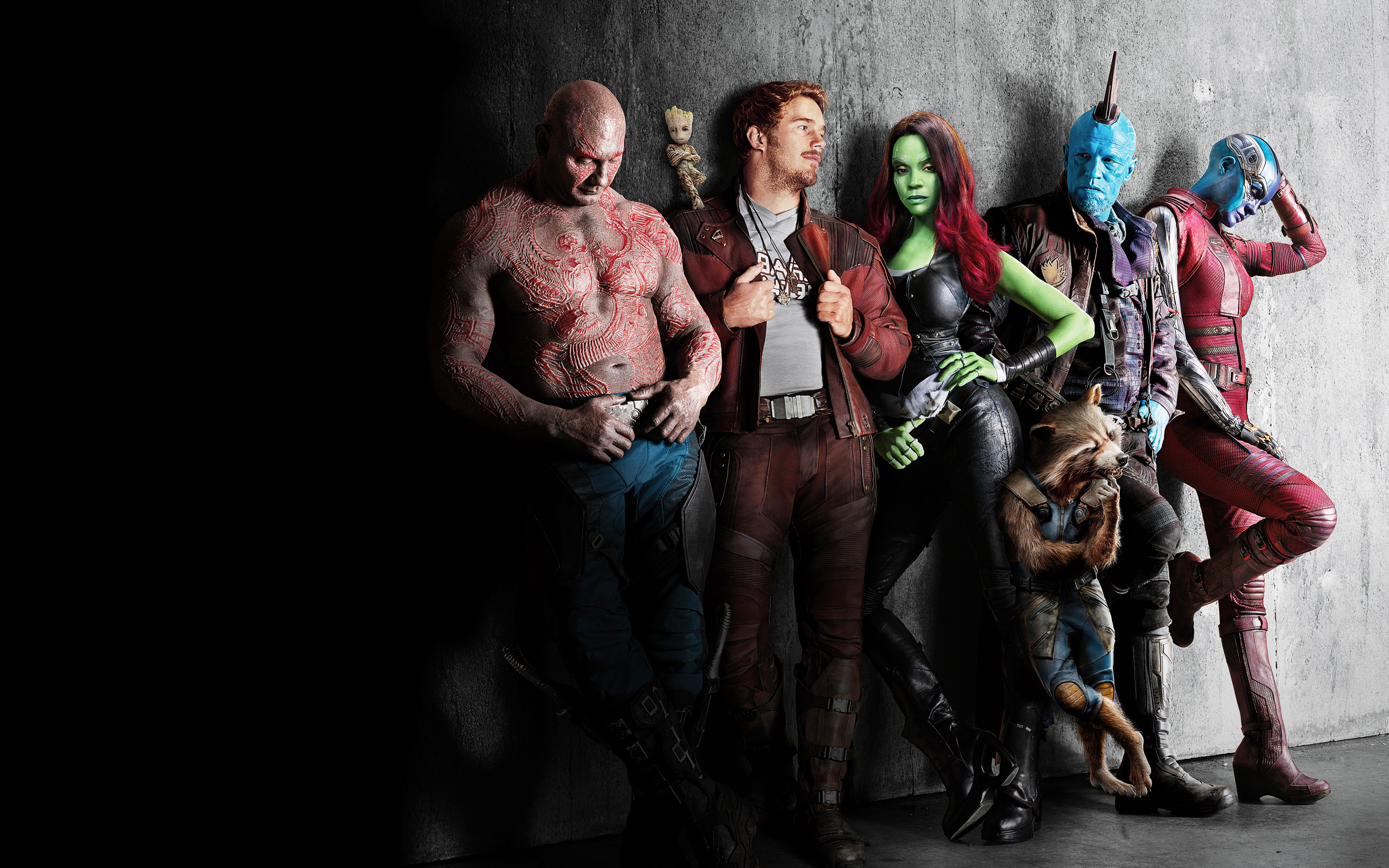 Guardians Of The Galaxy Hd Wallpaper: Guardians Of The Galaxy Vol 2 4K HD Wallpapers