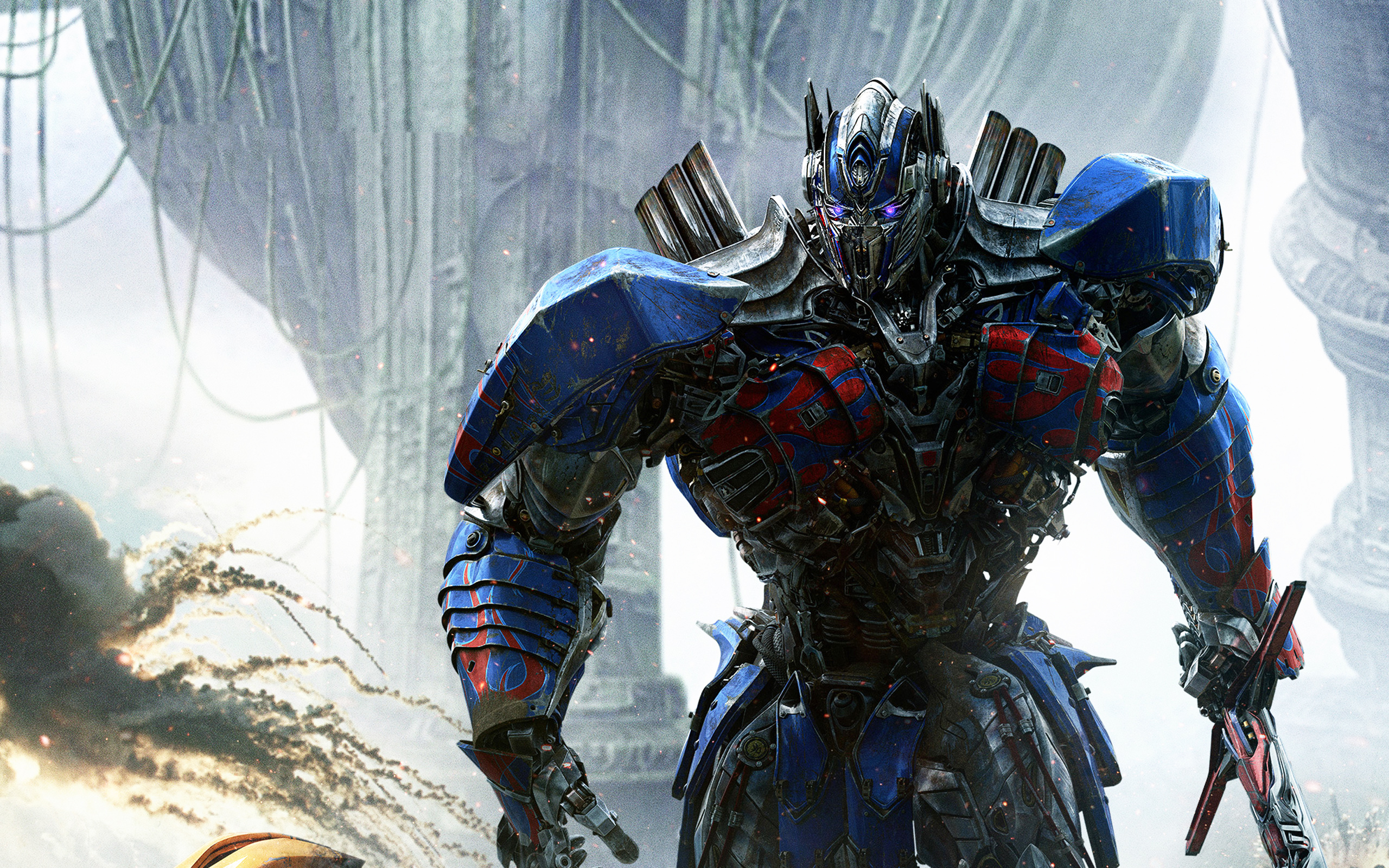 Optimus Prime Transformers The Last Knight Wallpaper Full Hd Pictures