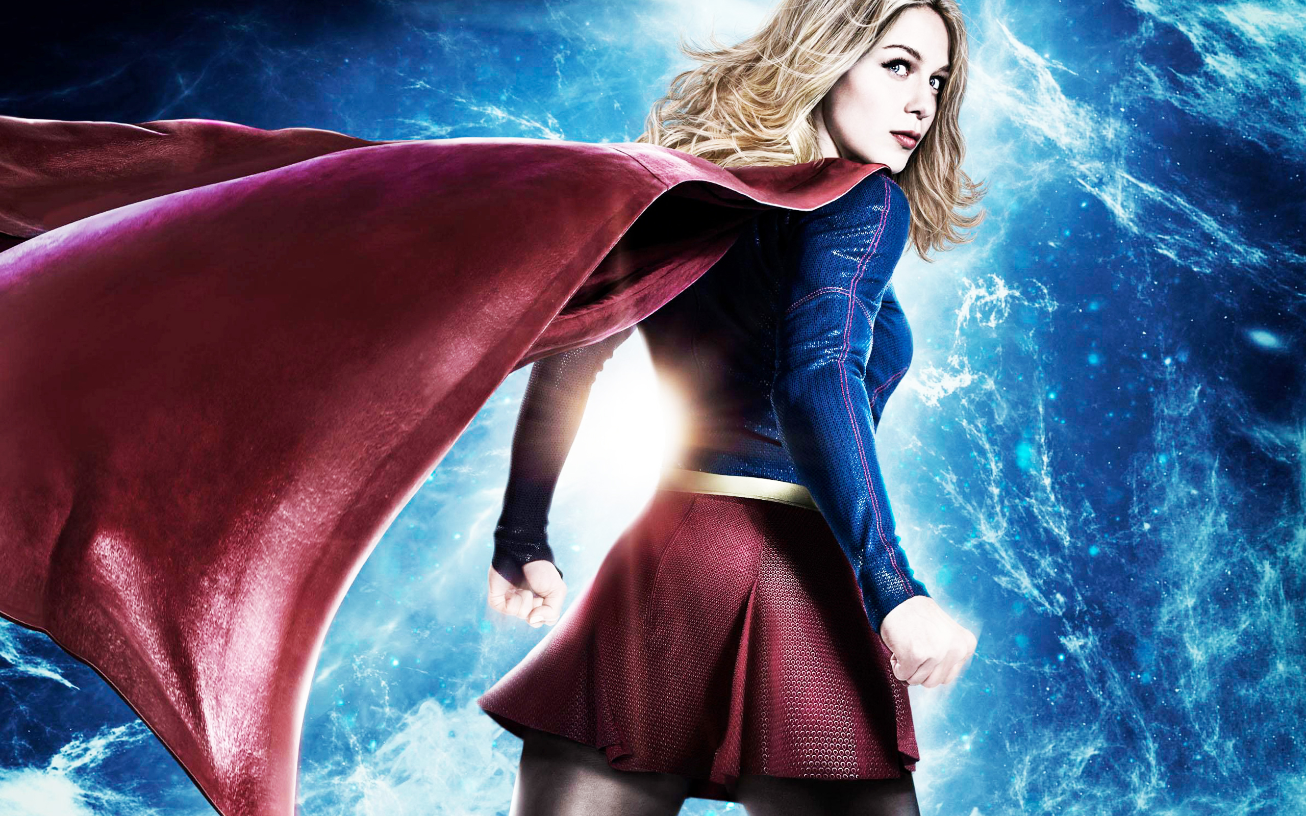 Supergirl New Wallpaper