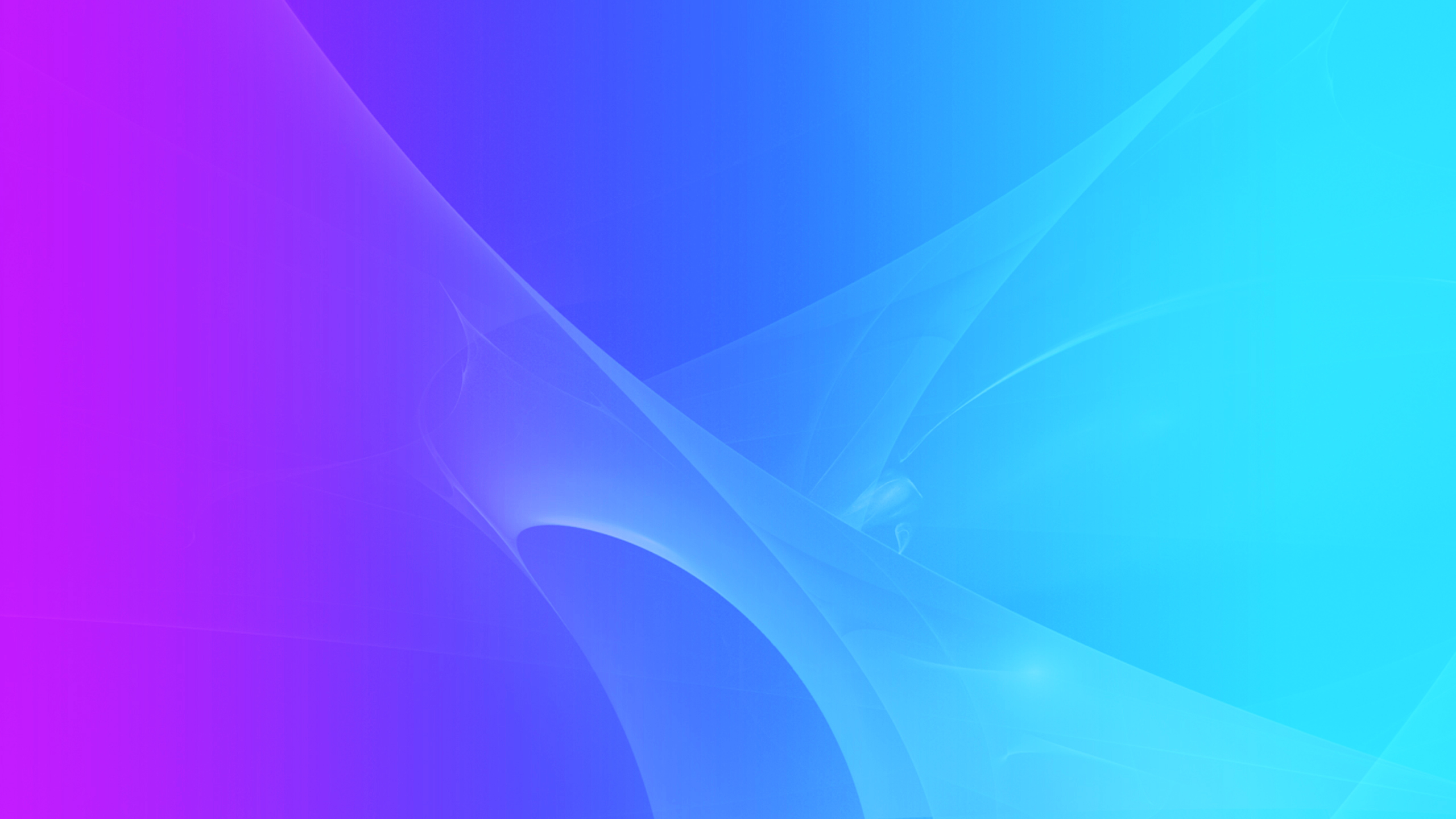 Blue and Purple Abstract Wallpaper HD