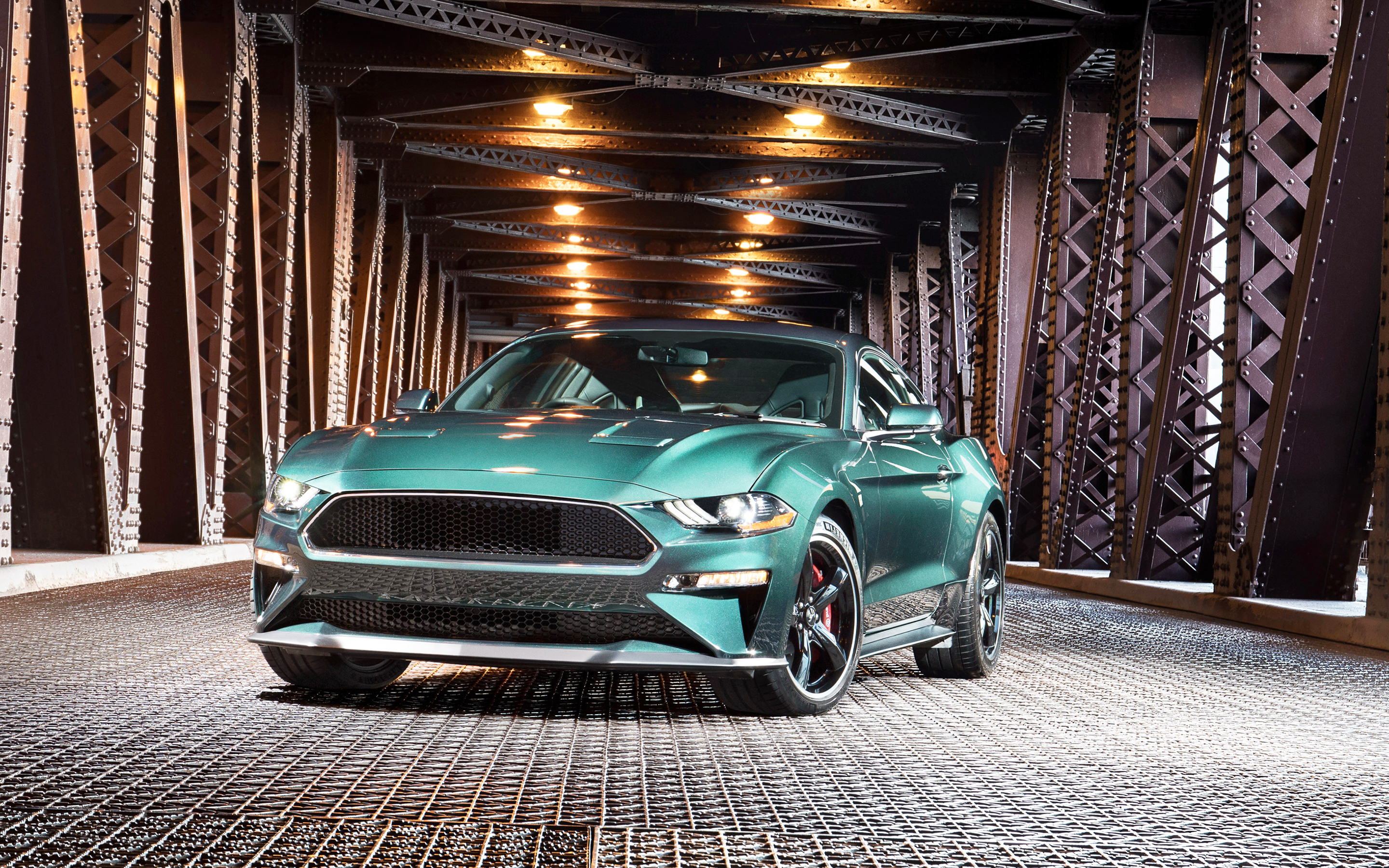 Ford Mustang Bullitt Backgrounds